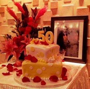 Wedding Anniversary at Olivia Restaurant
