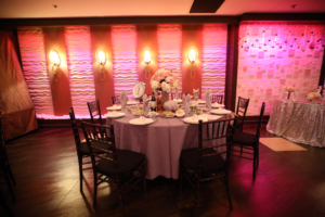 round table seating dining