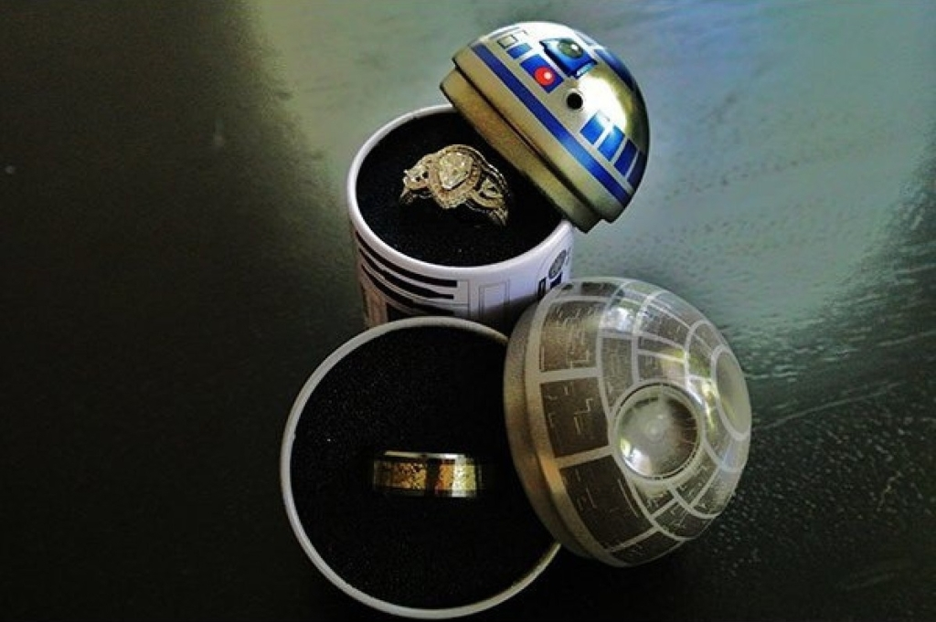 Star Wars Ring Holders
