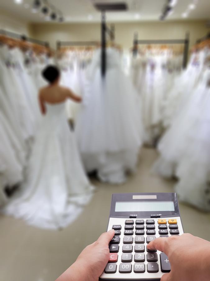 wedding budgeting olivia restaurant