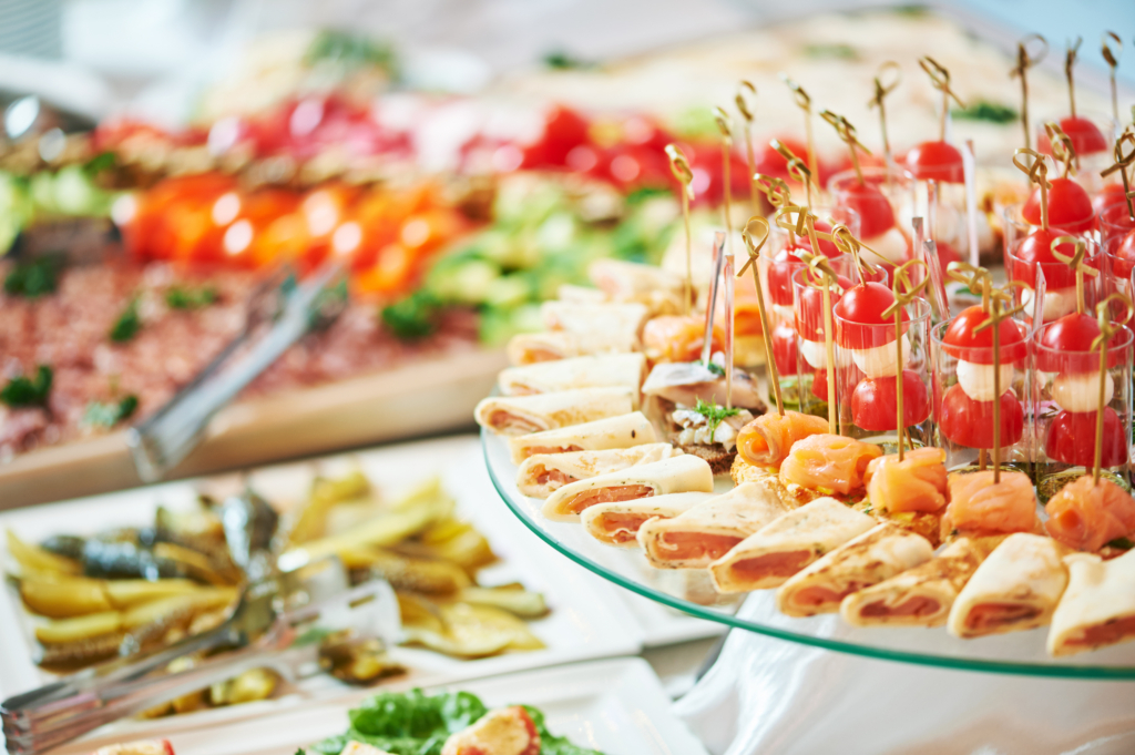 How To Accommodate Special Food Needs With Your Catering