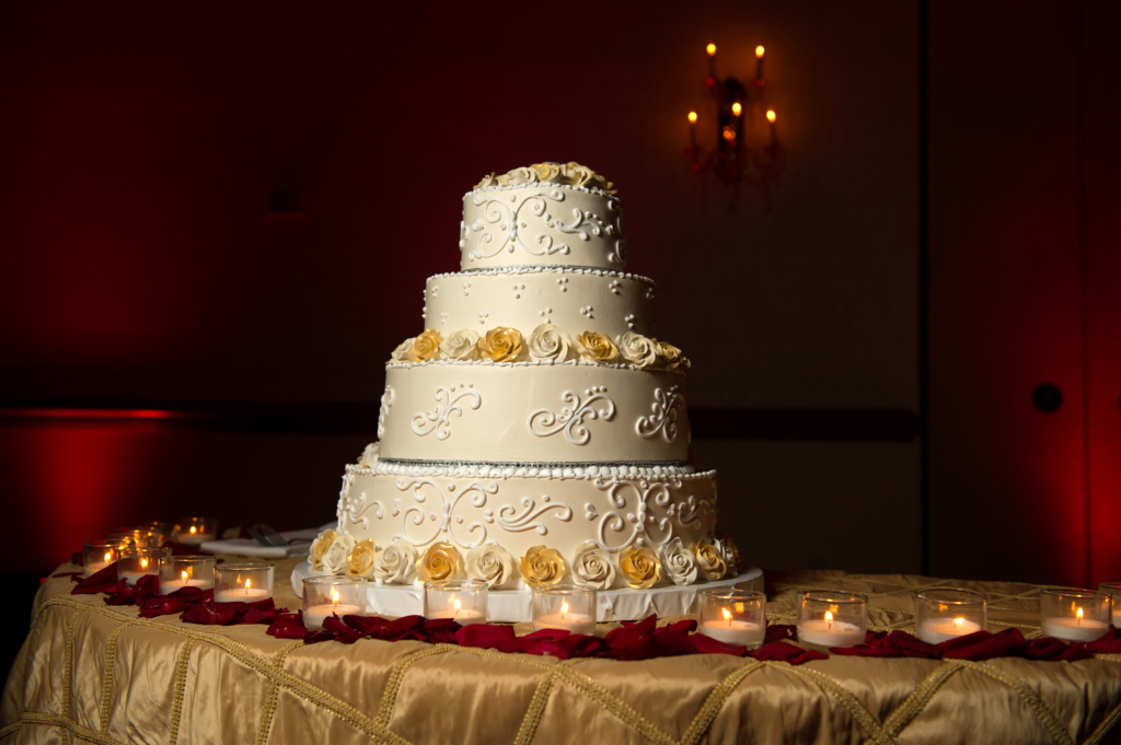 How To Purchase The Perfect Wedding Cake