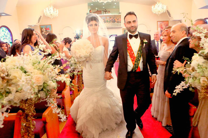 Favorite Traditional Armenian Wedding Customs