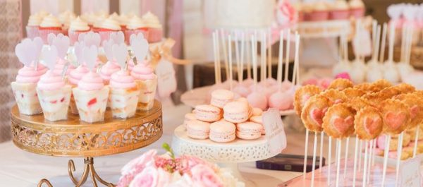 Baby Shower Dessert Ideas