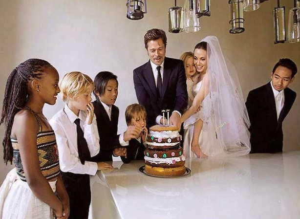Which Famous Celebrity Couples Chose To Have A Small Wedding