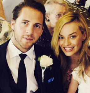 Celebrities Who Had A Small Wedding - Margot Robbie