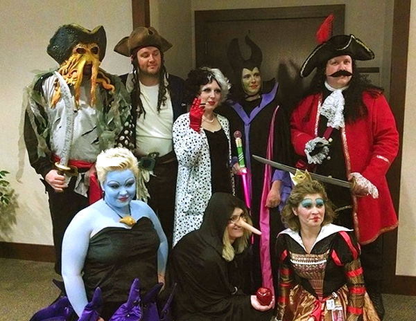 Party Theme Ideas - Disney Villains