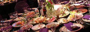 Olivia Event Venue - Dining - Family Style